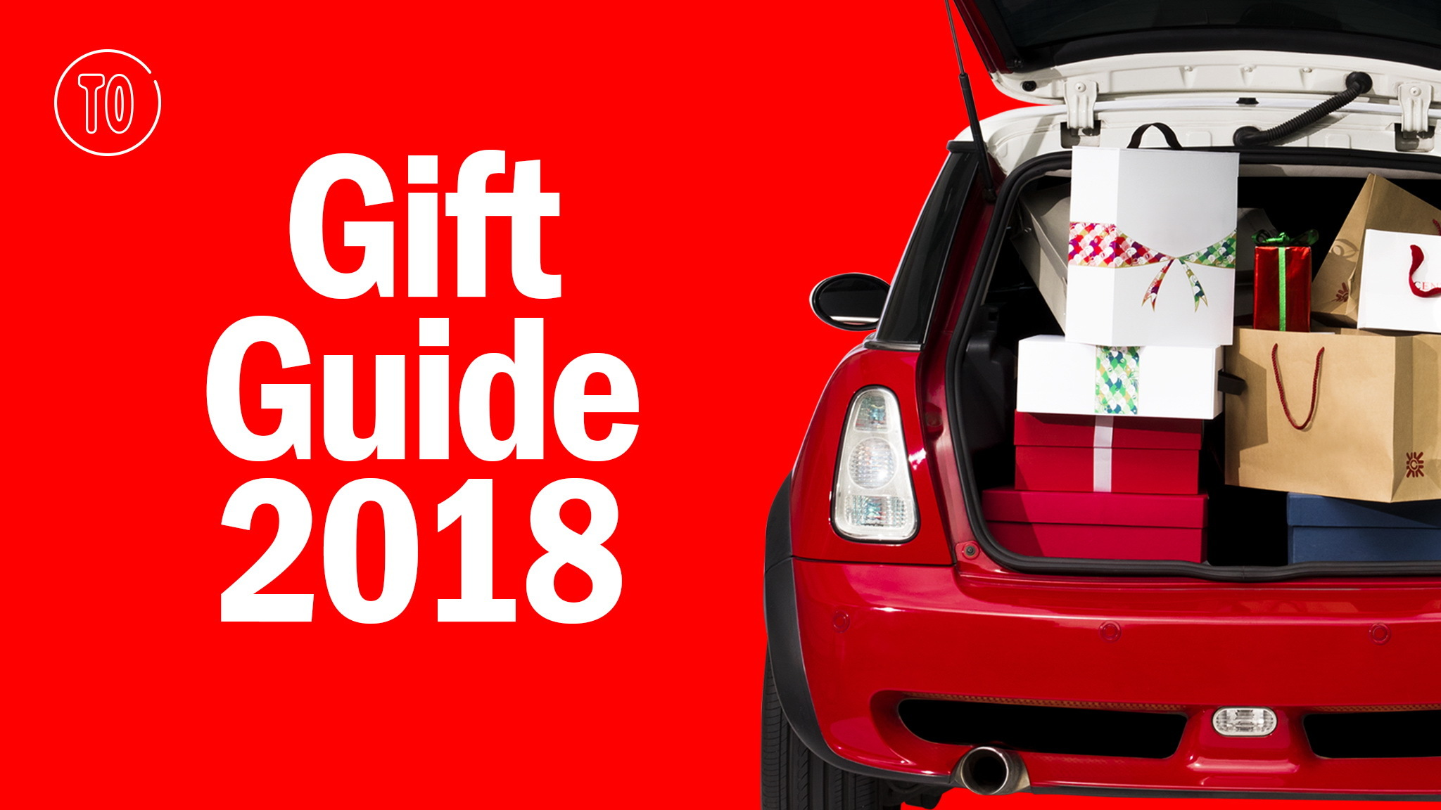The Time Out gift guide 2018