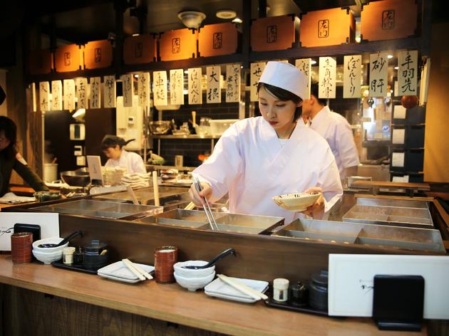 Tokyo's best oden restaurants