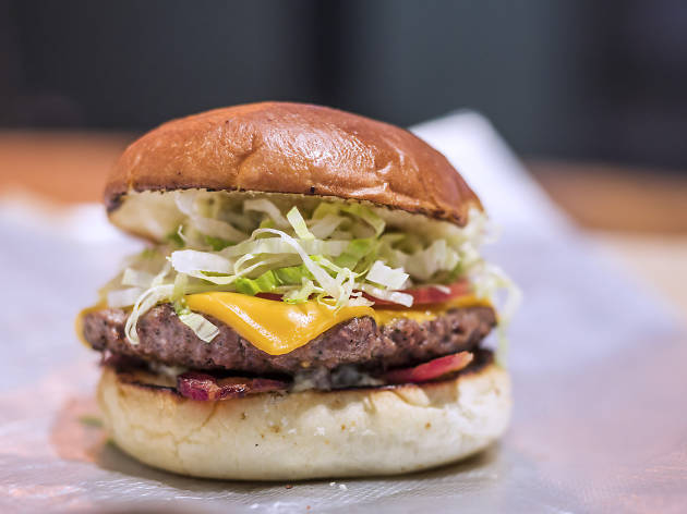 Grubers - Single Cheesegruber - Classic Grilled Beef Blend