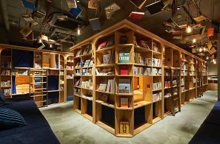 Book and Bed Shinjuku ブック アンド ベッド トウキョウ 新宿店