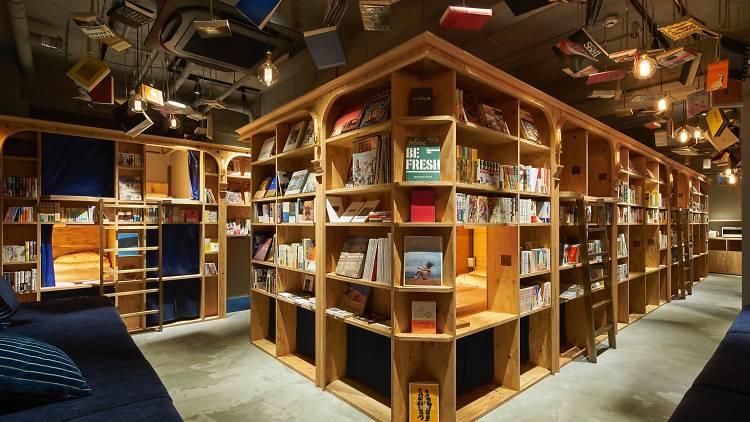 Book and Bed Shinjuku