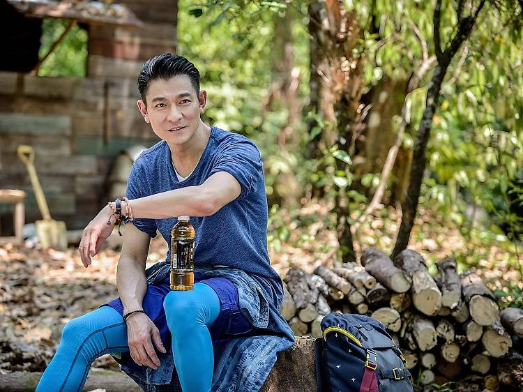 Andy Lau is seriously injured
