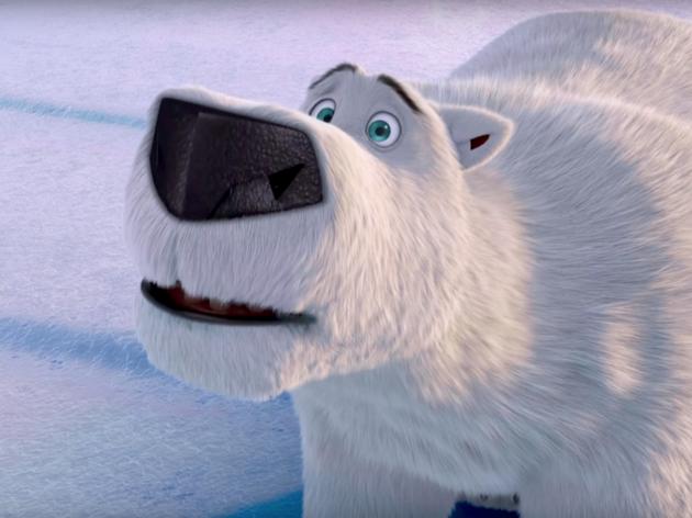 Norm: O Herói Do Ártico