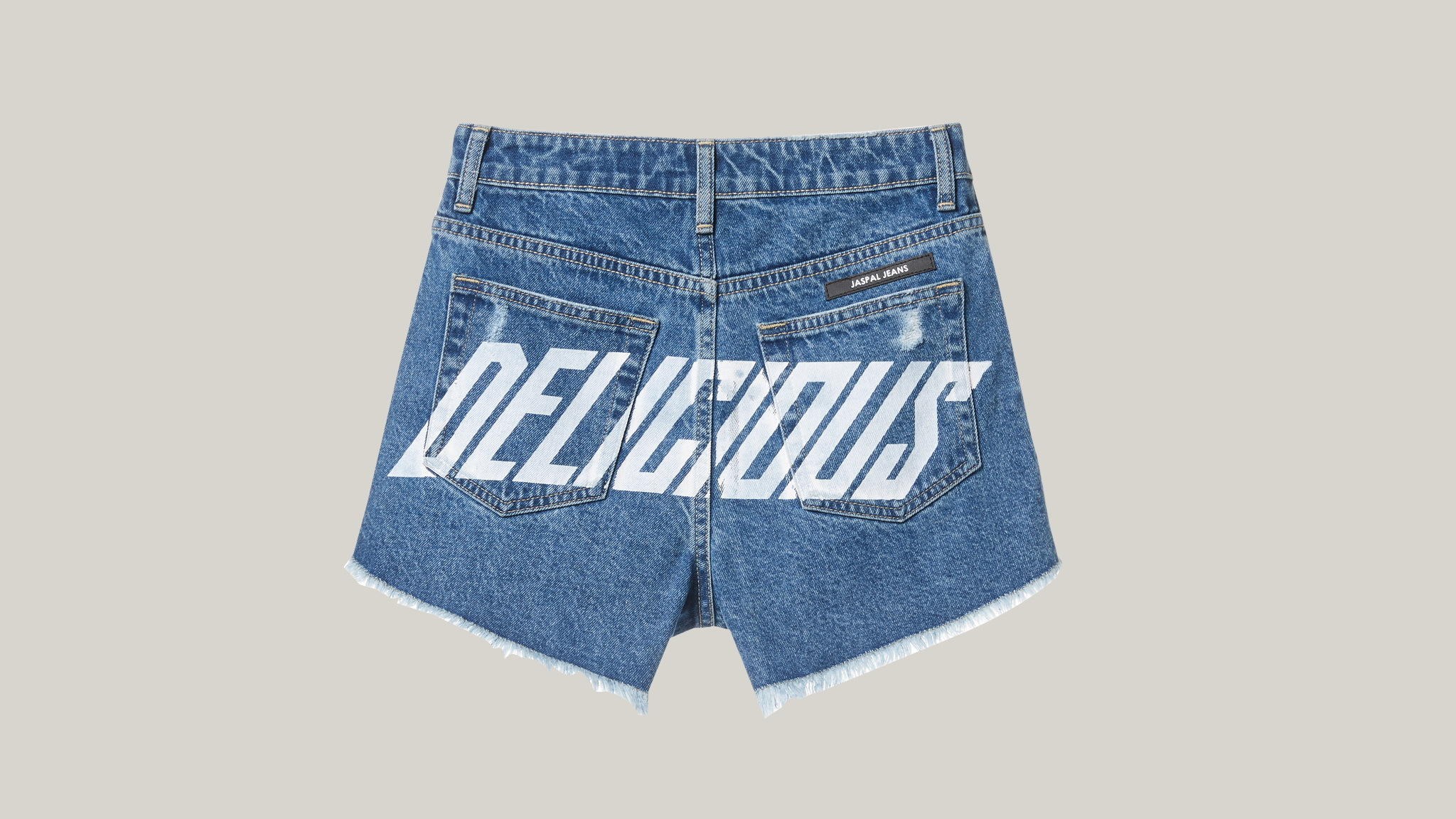 Denim shorts, Jaspal x Design Army, Gift Guide