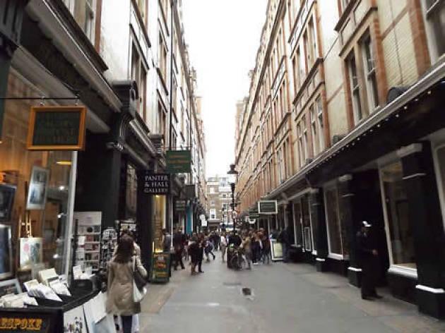 London walking tours- Harry Potter