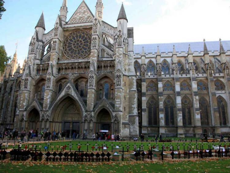 Westminster and the Churchill War Rooms