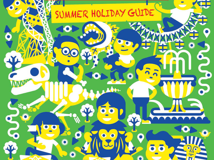 Time Out Kids Summer 2017