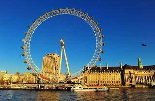 London sightseeing tours- London Eye