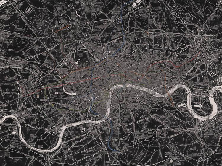 The subterranean map