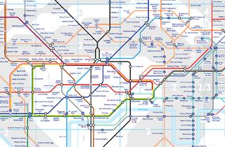 Map Subway London.24 Awesome Alternative London Tube Maps