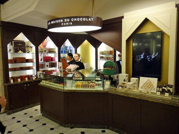 la maison du chocolat harrods