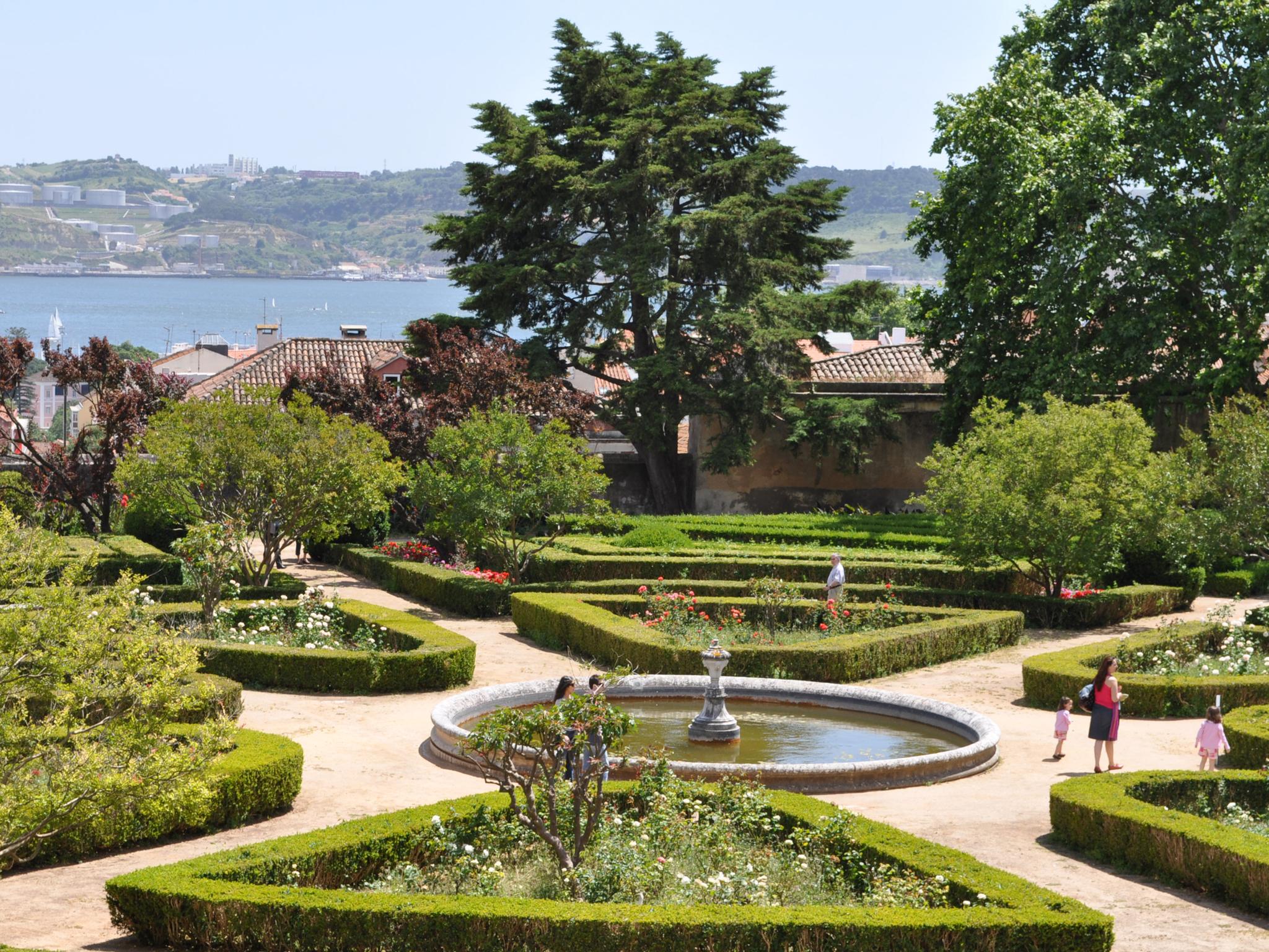 Cinco segredos sobre o Jardim Botânico da Ajuda