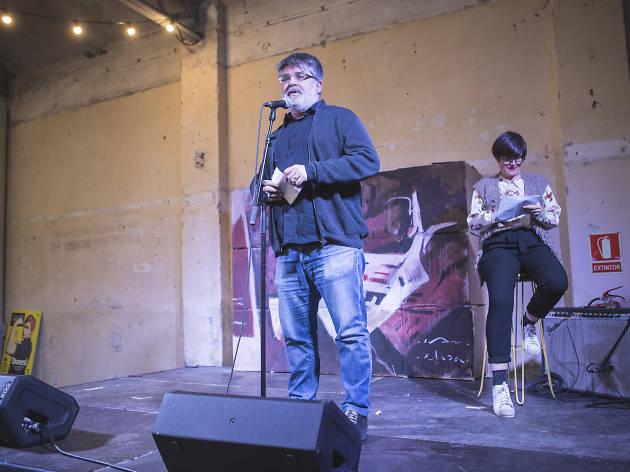 Premis Time Out 2017, Eduard Voltas