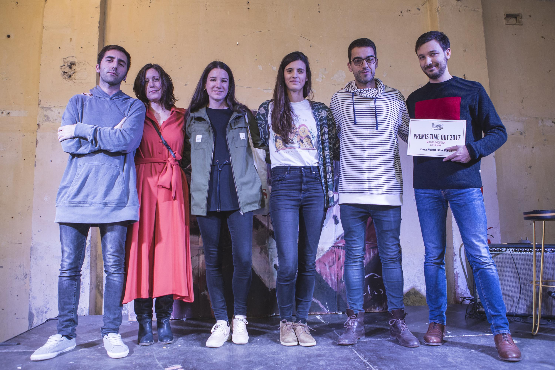 Premis Time Out 2017, Millor iniciativa ciudadana, Cosa nostra cosa vostra