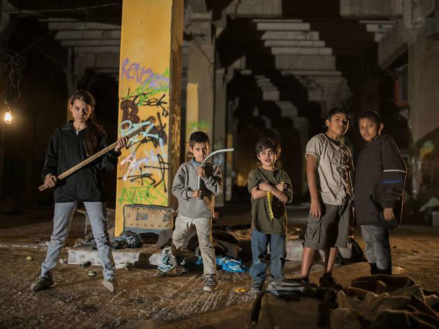 Vuelven es la película thriller mexicana de Issa López