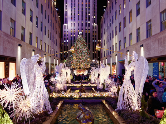Best Christmas Trees In NYC This Holiday Season