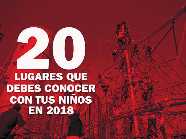 20 Lugares Que Debes Conocer Con Los Ninos En 2018 Time Out Mexico