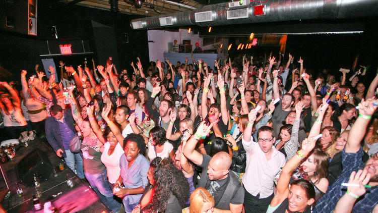 Just Can't Get Enough: A Post-Midnight New Years Eve Dance Party