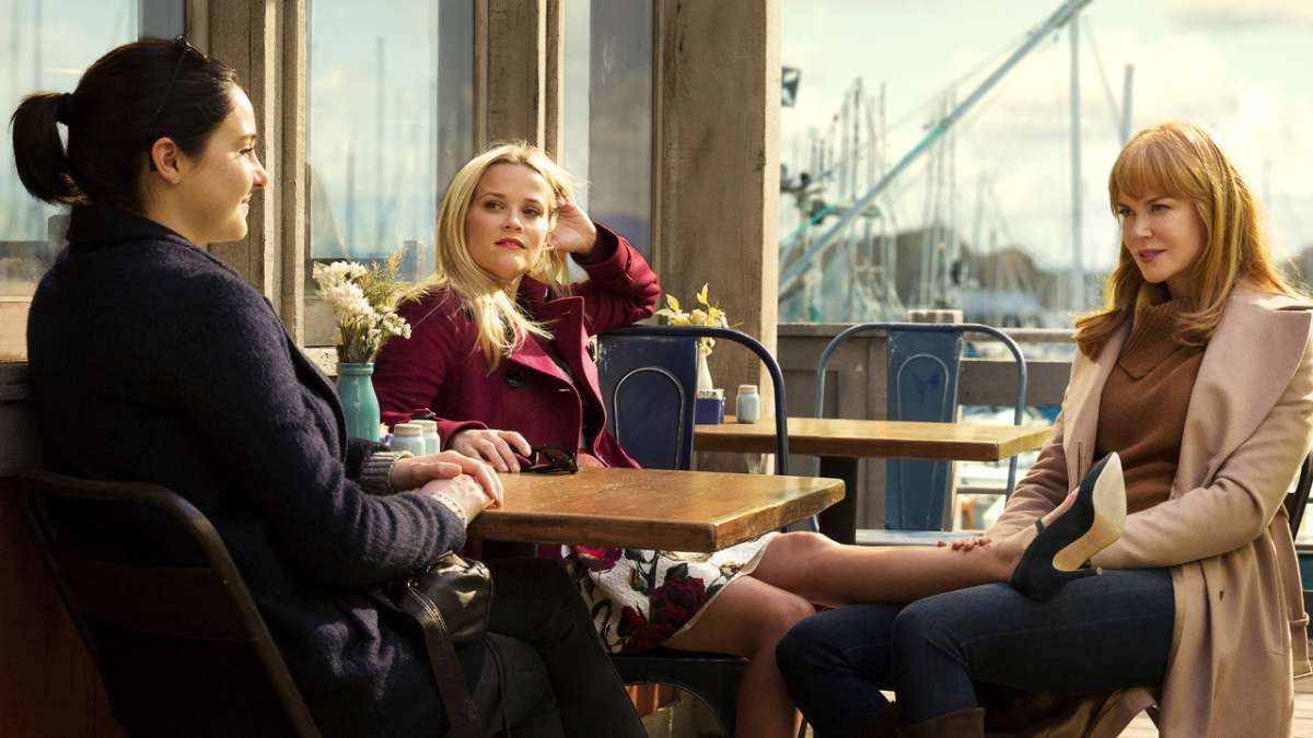 Big Little Lies, la miniserie de HBO