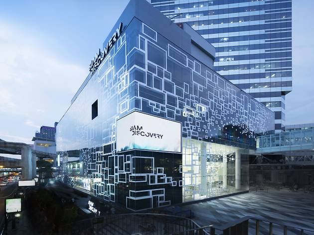 It boasts an award-winning architecture that's the new pride of Bangkok
