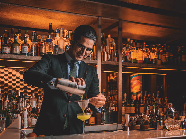 Drink this: The Optimist