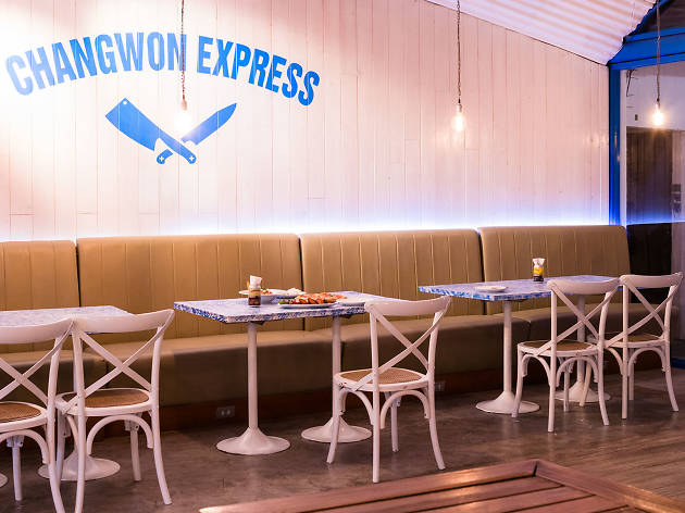 Changwon Express at Flowhouse