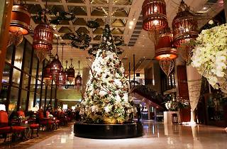Christmas Mandarin Oriental