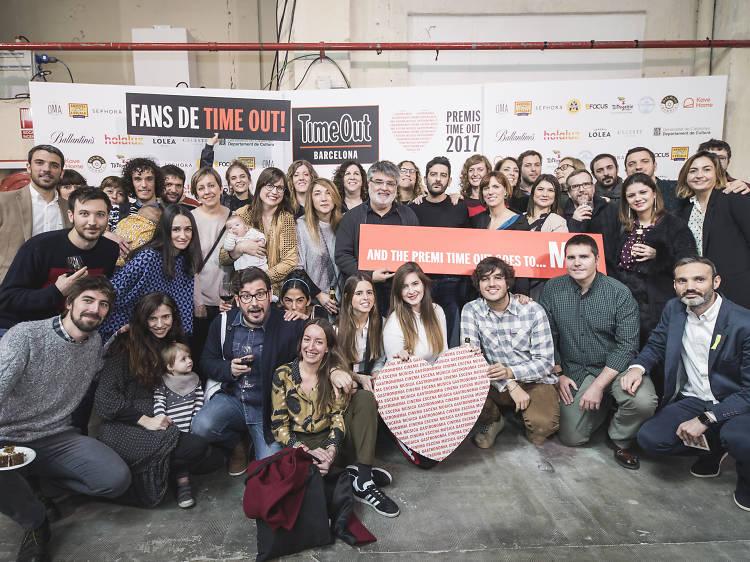 Equip de Time Out Barcelona