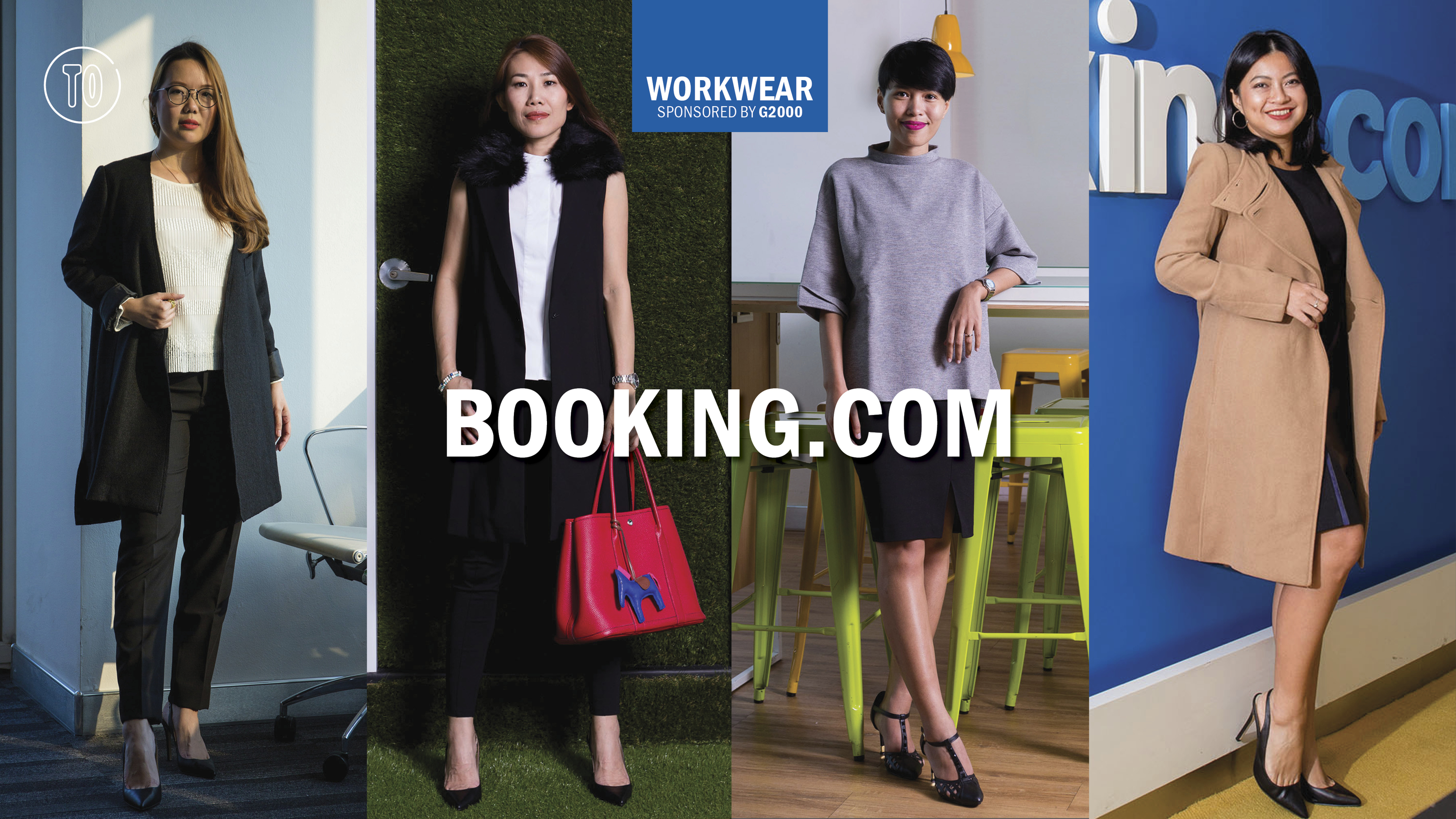 Workwear: Booking.com