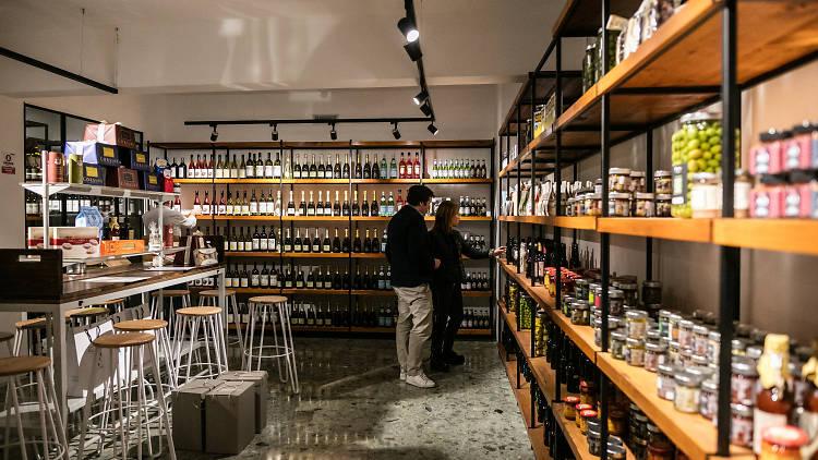 Restaurante, Mercearia, Italiano, Fiammetta