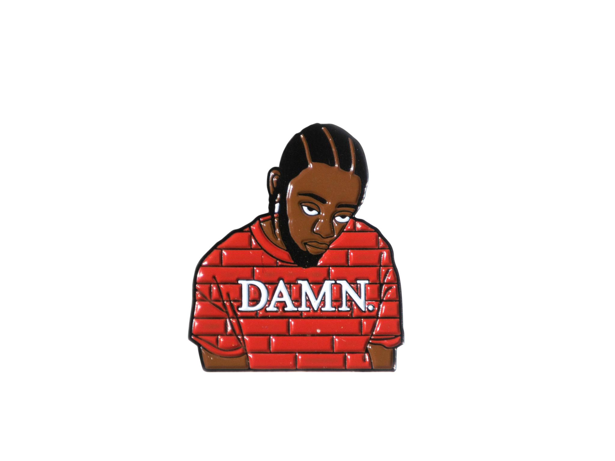 Pin Kendrick Lamar