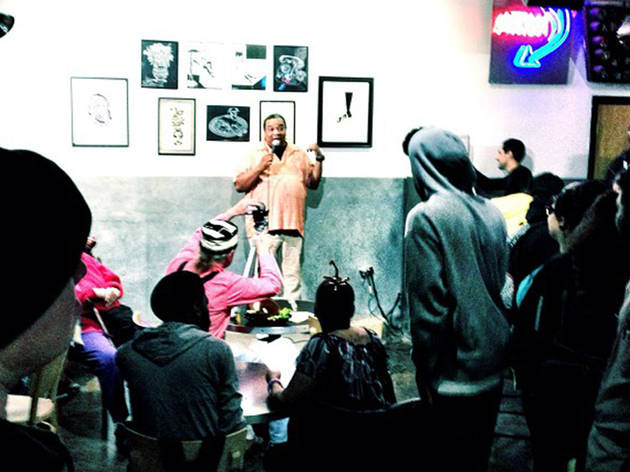 Tribute to Brainwash Cafe Open Mic