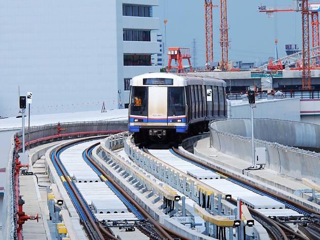 MRT South Green Line