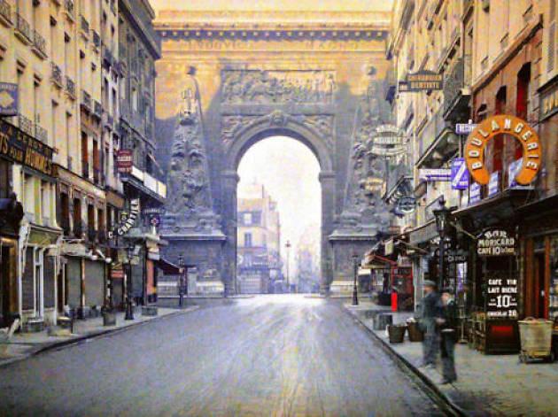 11 photos incroyables du début du siècle en couleurs