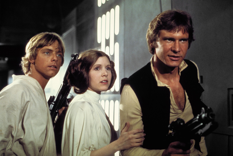 Fotograma de Star Wars
