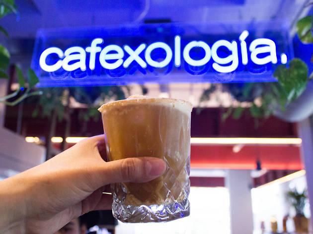 Cafexología, Mercado Roma Coyoacán
