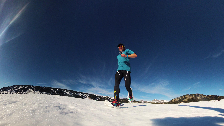 Raquetes de neu: un esport per a tothom!