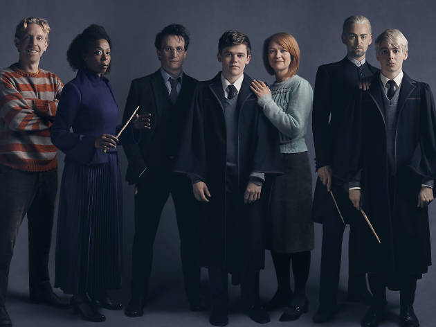 Here's how to not spend all day waiting for tickets to Harry Potter and the Cursed Child