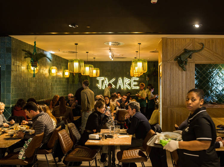 Jacaré – Carnívoro Vegetariano, na Gourmet Experience