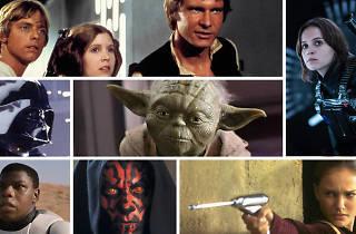 Los Mejores 20 Personajes De Star Wars