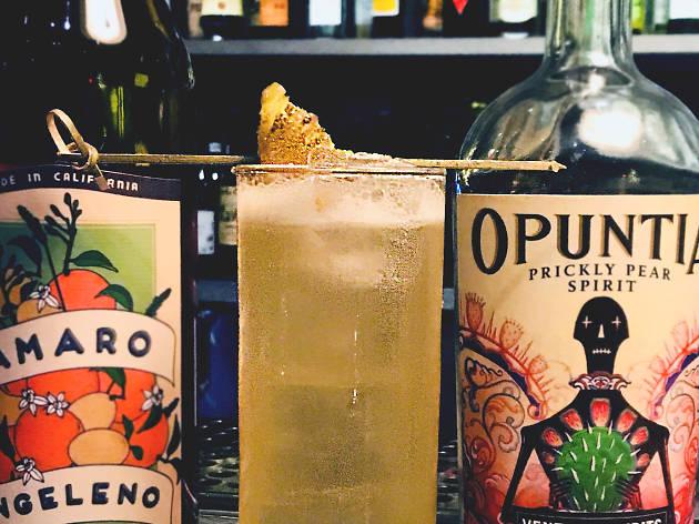 Angeleno Root at Bar Mateo
