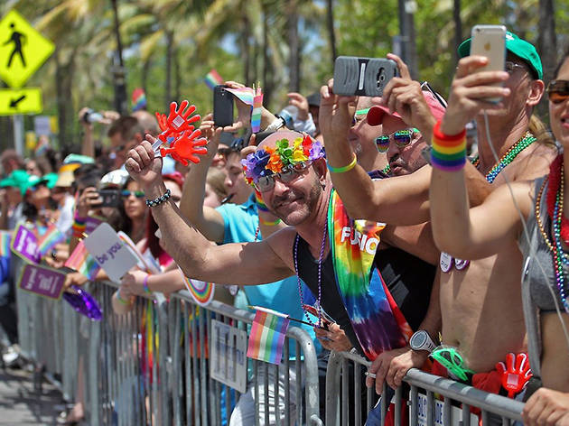Miami Beach Gay Pride 2016