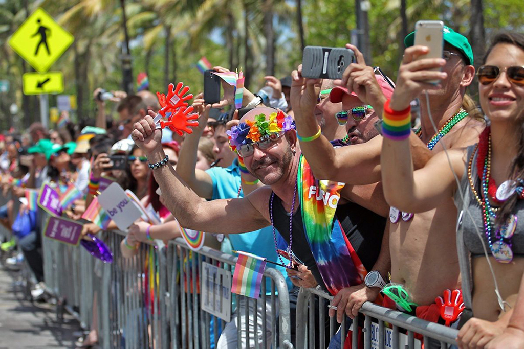 Four Miami Beach Gay Pride regulars share their best stories