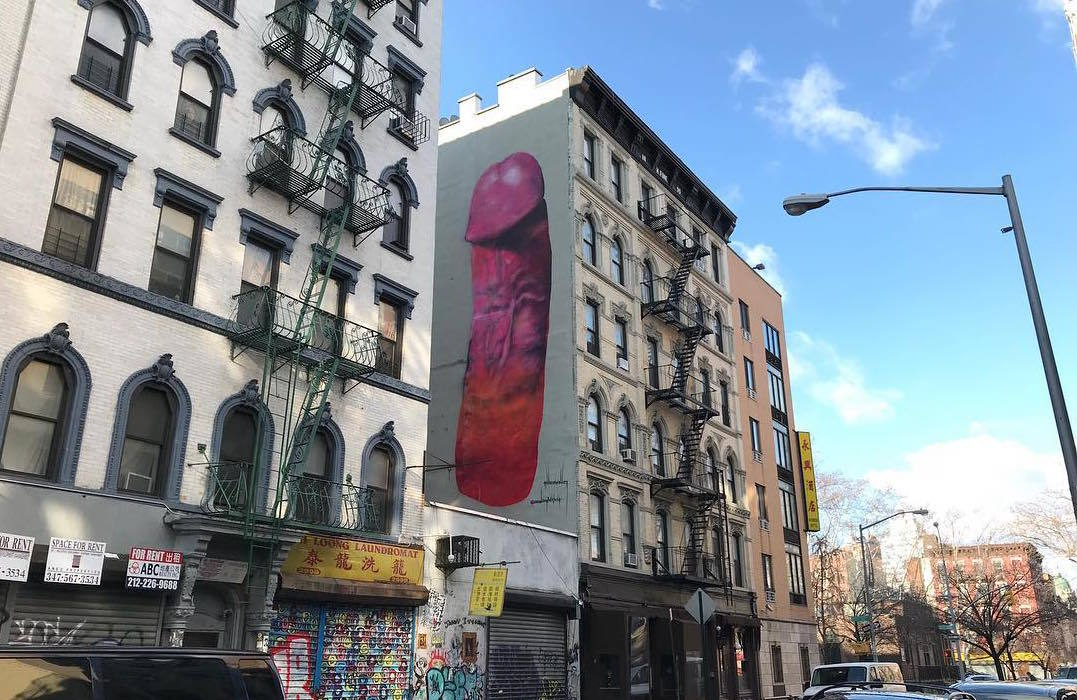 Time out new york new york events activities things to do for Mural on broome street