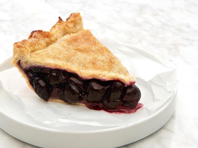 Dixie Classic Cherry Pie at Winston Pies