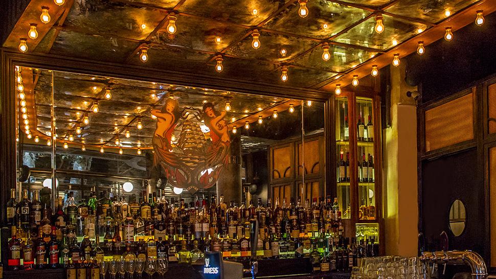 Denim Bar