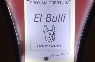 elBulli Barcelona