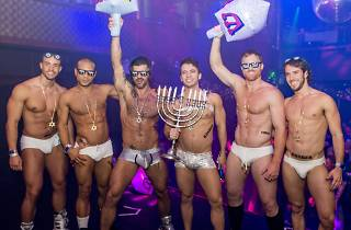 Fiestas gay de año nuevo en la ciudad de méxico