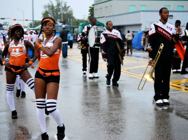 Dr. Martin Luther King Jr. Day Parade