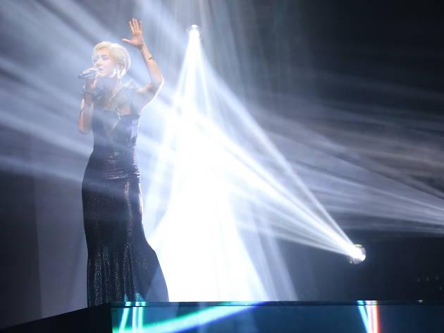 楊千嬅三二一GO! 演唱會 Miriam Yeung concert 2017
